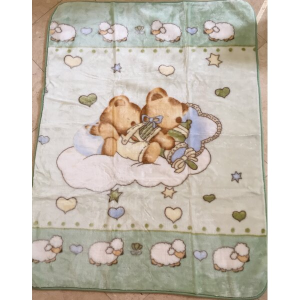 Baby Blanket Super-Soft and Cozy Blanket by Home Sensation