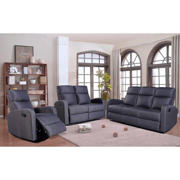 Allinson 3 Piece Reclining Living Room Set By Latitude Run