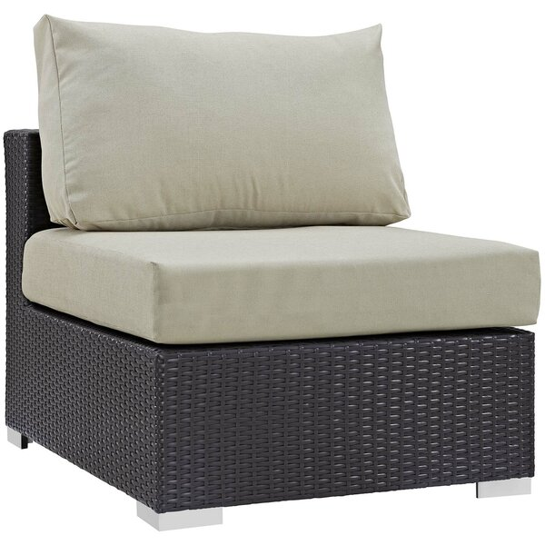 Mather 5 Piece Rattan Sofa Seating Group with Cushions by Orren Ellis