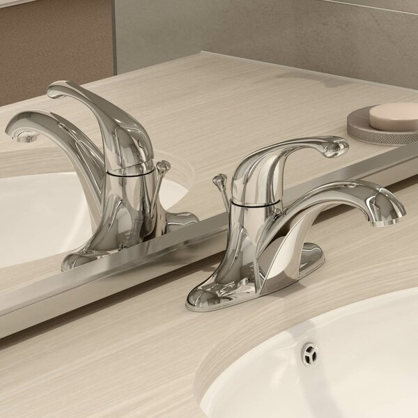 Unity Centerset Bathroom Faucet with Aerator by Symmons