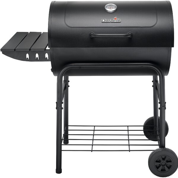 American Gourmet 840 Series Charcoal Grill by Char