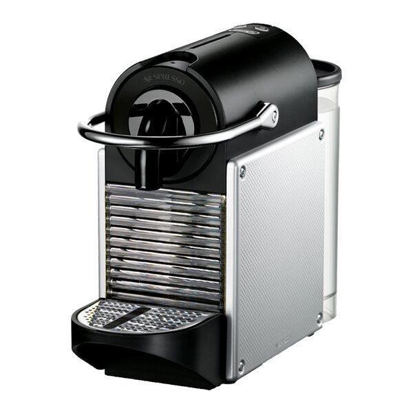 DeLonghi Nespresso Pixie Single-Serve Espresso Machine by Nespresso