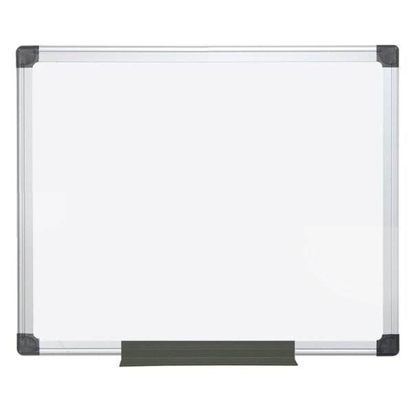 Maya Dry Erase Wall Mounted Whiteboard by Mastervision