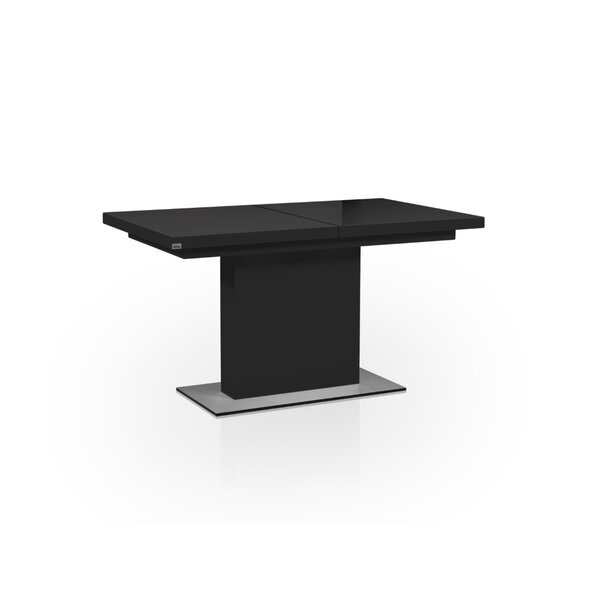 Clinch Extendable Dining Table by Orren Ellis