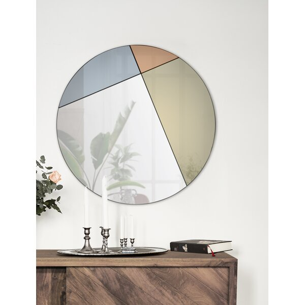 Callier Wall Mirror by Wrought Studio