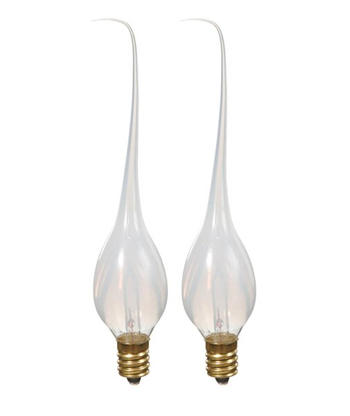 3W E12 Incandescent Candle Light Bulb by Darice