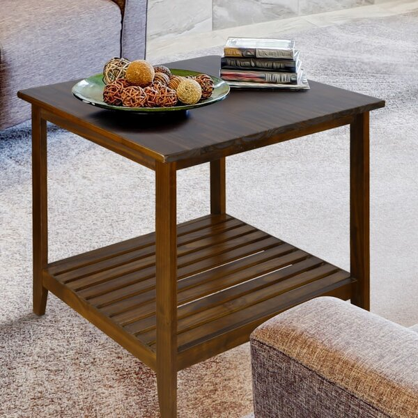Westling End Table by Winston Porter