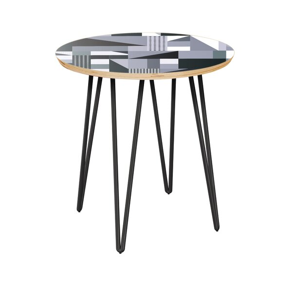 Rhames End Table by Brayden Studio