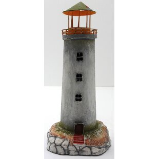 Bargain Light House Metal Lantern By Longshore Tides
