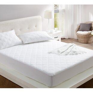 cotton mattress pad queen All Cotton Mattress Queen | Wayfair cotton mattress pad queen