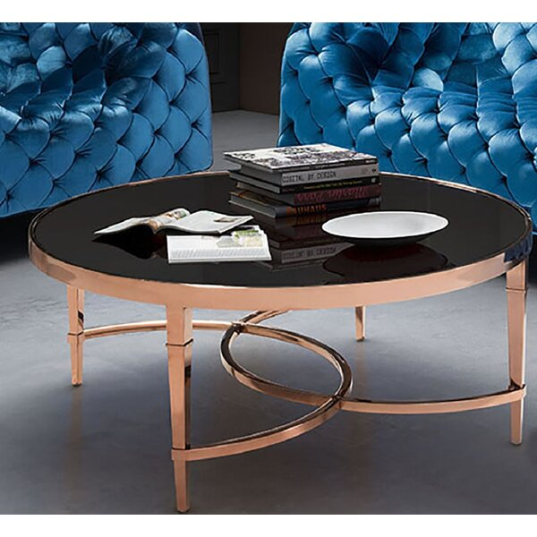 Elosie Coffee Table by Everly Quinn