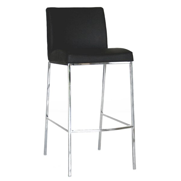 Baxton Studio 30 Bar Stool (Set of 2) by Wholesale Interiors