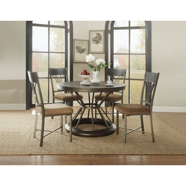 Marmolejo 5 Piece Dining Set by Gracie Oaks
