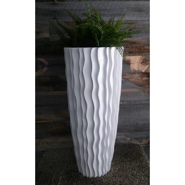 Hauge Pot Planter by Orren Ellis