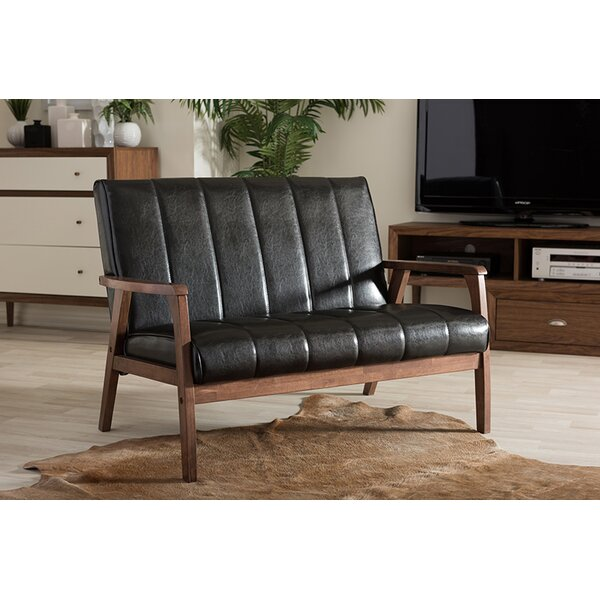 Dashing Style Rentas Loveseat by Foundry Select by Foundry Select