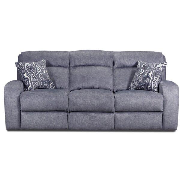 Shumake Reclining Sofa by Ebern Designs