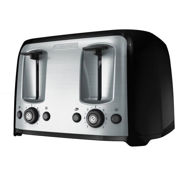 4-Slice Bagel Toaster by Black + Decker