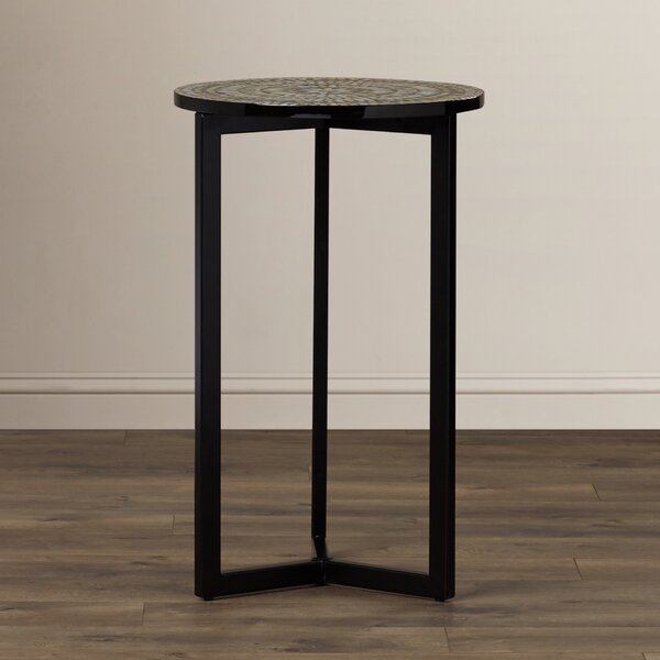 Hilversum End Table by Bungalow Rose