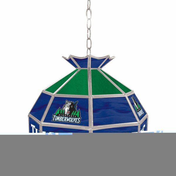 1-Light Pool Table Lights Pendant by Trademark Global