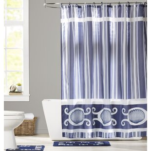 Milania Shower Curtain Set