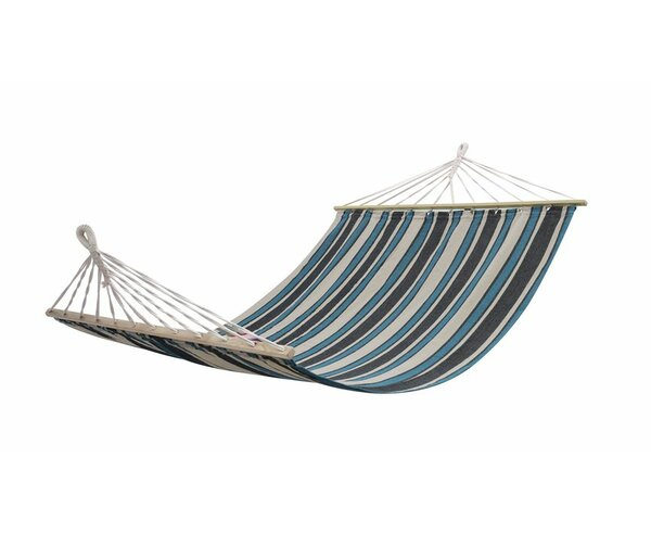 Vanderbilt 6.5' Cotton Outdoor Double Tree Hammock by Winston Porter Winston Porter