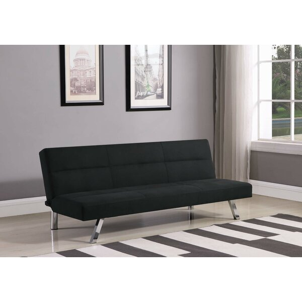English Upholstered Sofa Bed by Ebern Designs