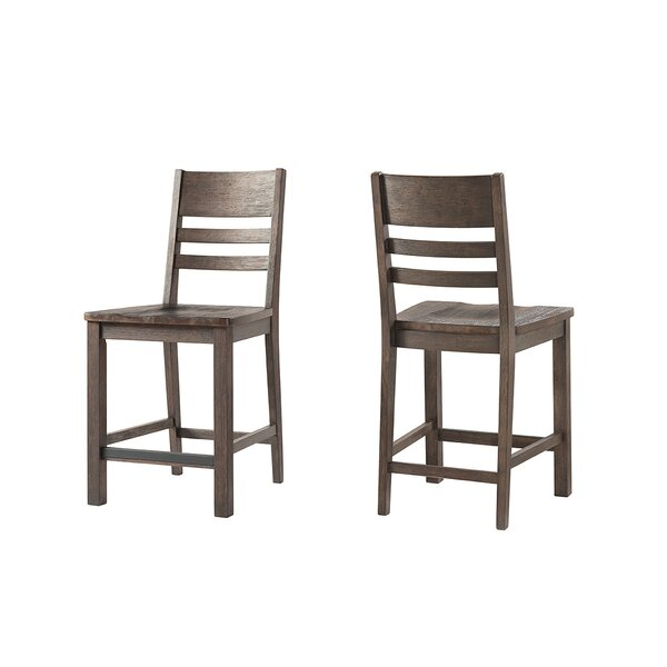 Benat 30 Bar Stool (Set of 2) by Gracie Oaks