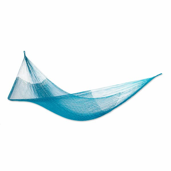 Radcliffe Teal Haven Camping Hammock by Bloomsbury Market