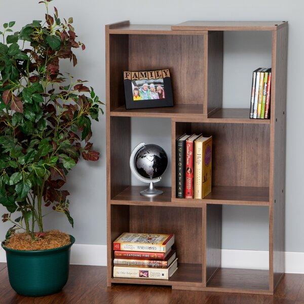 Expandable Geometric Bookcase By IRIS USA, Inc.