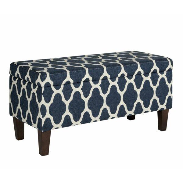 Zadie Upholstered Storage Bench by Red Barrel Studio