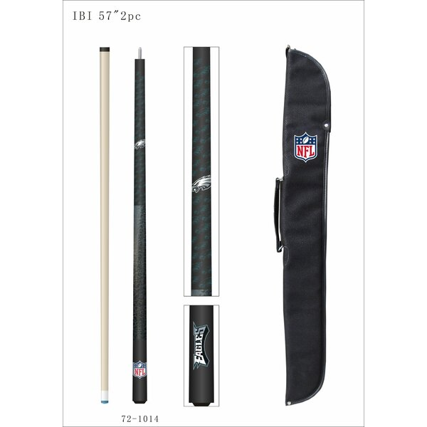 NFL Team Pool Cue and Case Set by Imperial International