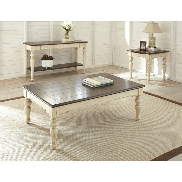 Anita 3 Piece Coffee Table Set by August Grove