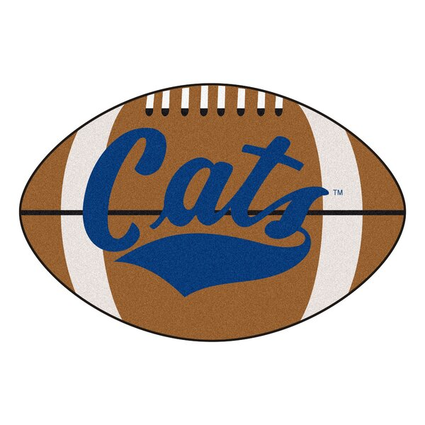 NCAA Montana State University Football Mat by FANMATS