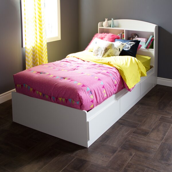 Logik Mates Bed with 3 Drawers by South Shore
