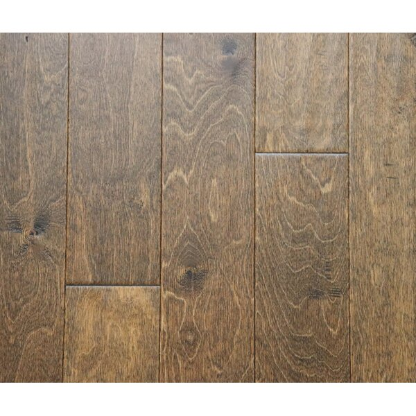 Portsmouth 4-9/10 Engineered Birch Hardwood Flooring in Brookmont by CFS Flooring