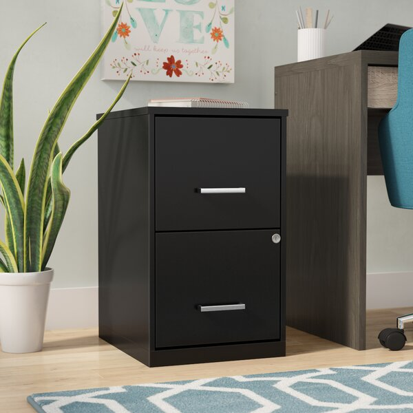 Bessie 18 2-Drawer File Cabinet by Zipcode Design