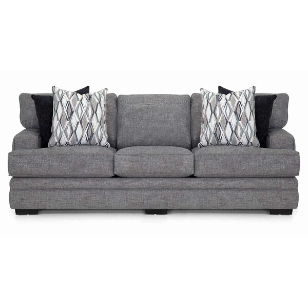 Jasso 101.5-inch Recessed Arms Sofa by Latitude Run Latitude Run