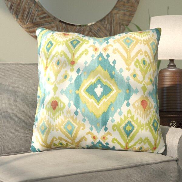 Pineville Indoor/Outdoor Floor Pillow by Bungalow Rose