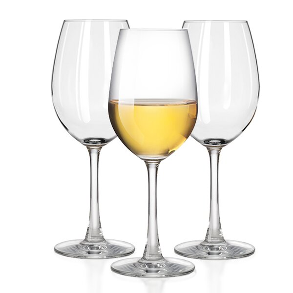Unbreakable 12 Oz. White Wine Glass (Set of 4) by Taza
