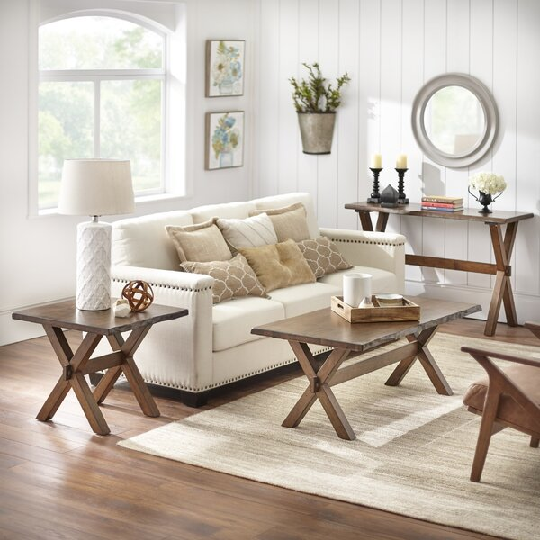 Mandeville 3 Piece Coffee Table Set By Do Not Use - TMS