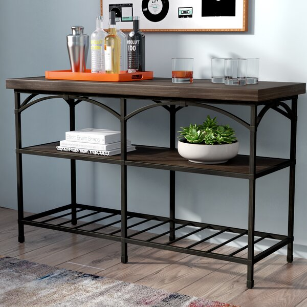 Review Franklin Console Table