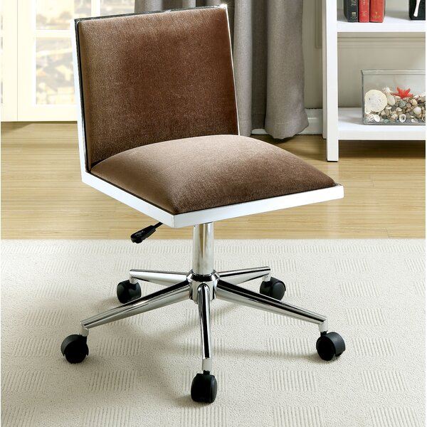 Sedillo Contemporary Office Chair by Wrought Studio