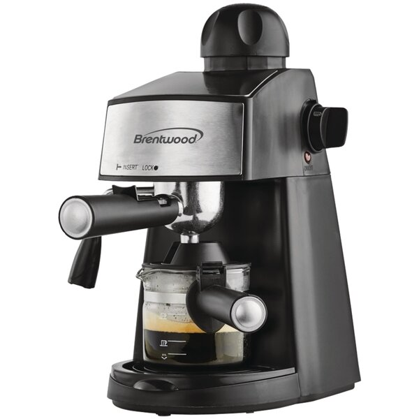 Coffee & Espresso Maker by Brentwood Appliances