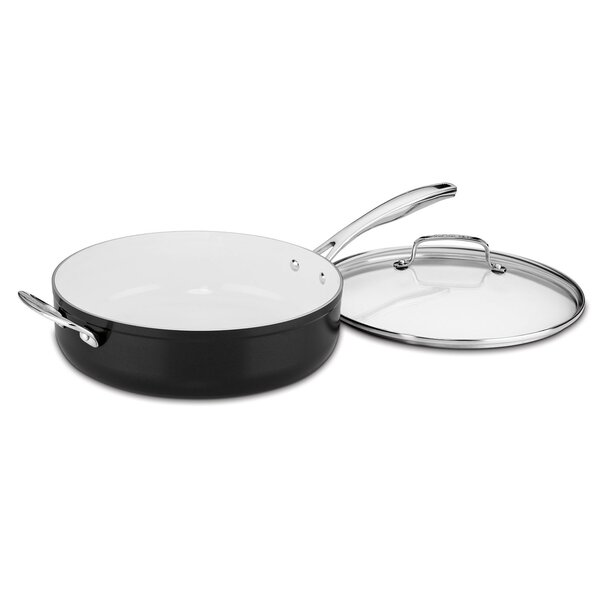 Elements Pro 5.5-qt Saute Pan with Lid by Cuisinart