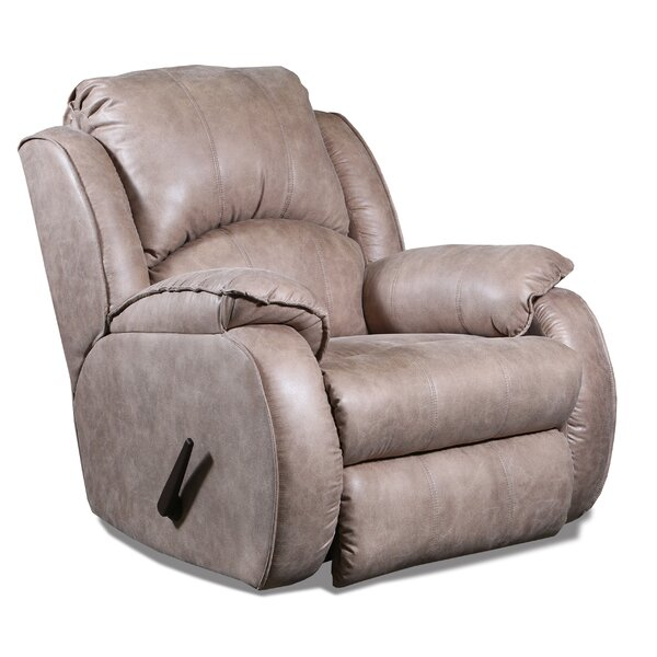 Cagney 19'' Manual Rocker Recliner By Southern Motion