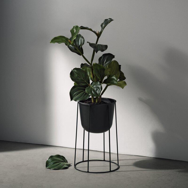 Pedestal Plant Stand by Menu