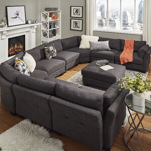 alkmene modular sectional