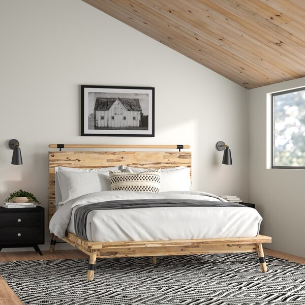 Treyton Platform Bed by Mistana