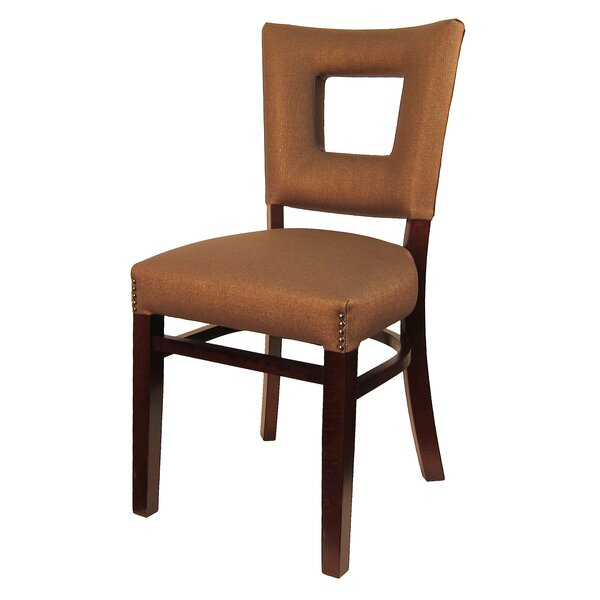 Upholstered Dining Chair (Set of 2) by H&D Restaurant Supply Inc. H&D Restaurant Supply Inc.