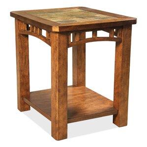 Ezine End Table by Loon Peak